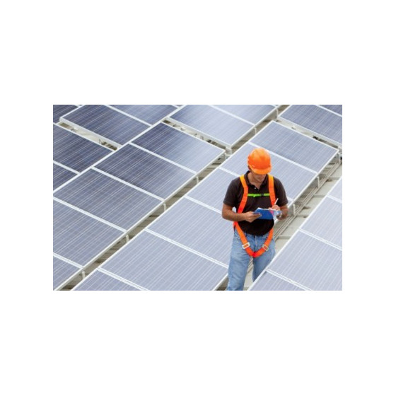Manutenção de Sistemas Solares Fotovoltaicos