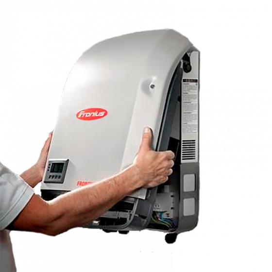 Fronius + Victron + Byd LVL 6600Wp